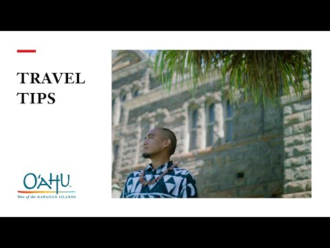 Oahu Travel Tips: Culture