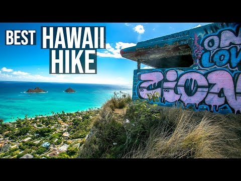 Lanikai Pillbox Hike - The Best Hawaii Hiking Trail?