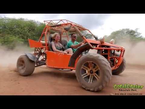 Coral Crater Adventure Park Hawaii