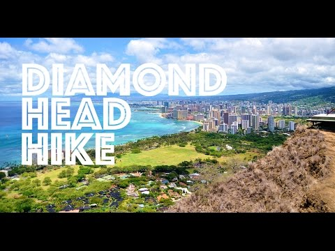 Hawaii Adventures: Diamond Head Hike