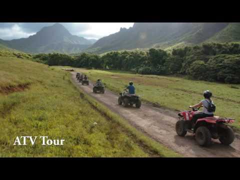 Kualoa ATV Tours