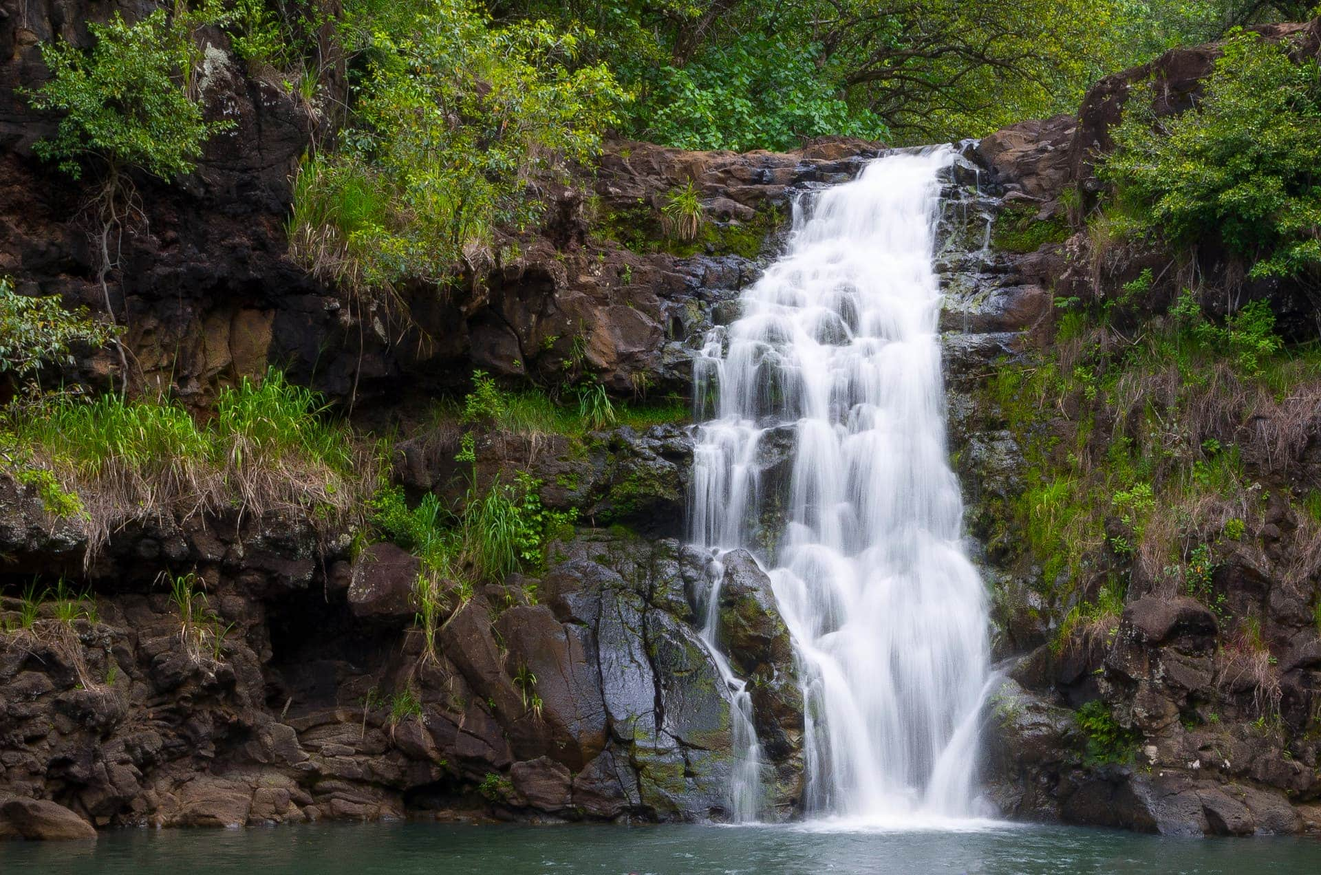 Our 10 Favorite O'ahu Waterfalls